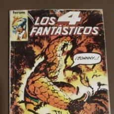 Cómics: LOS 4 FANTASTICOS. COMICS FORUM. NUMERO 41-42-43-44-45. Lote 174101898