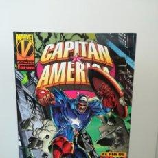 Comics : CAPITAN AMERICA. EL FIN DE I.M.A. FORUM. Lote 174102225