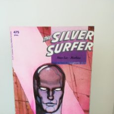 Cómics: THE SILVER SURFER - STAN LEE Y MOEBIUS - TOMO - FORUM. Lote 174102362