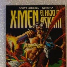 Cómics: X-MEN - EL HIJO DE ASKANI. Lote 145343986