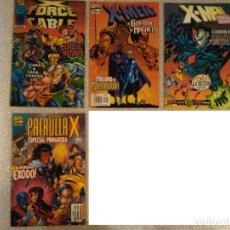 Cómics: X-MEN / PATRULLA-X - ESPECIALES - LIMITEDS - ONE SHOT 01. Lote 145342102