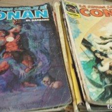 Cómics: 30 COMICS DIFERENTES CONAN. Lote 174178627