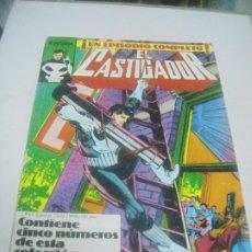 Comics: EL CASTIGADOR Nº 1 AL 5 - RETAPADO - ED. FORUM. Lote 174187014