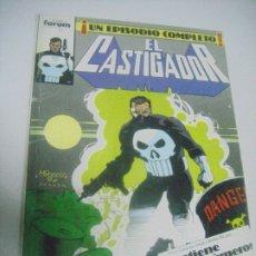 Comics: EL CASTIGADOR Nº 6 AL 10 - RETAPADO - ED. FORUM. Lote 174187070