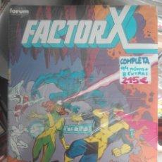Cómics: FACTOR X COMPLETA VOLUMEN 1- 94 NUMEROS+8 EXTRAS #. Lote 174208367