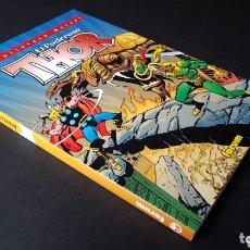 Cómics: DE KIOSCO EL PODEROSO THOR 17 BIBLIOTECA MARVEL EXCELSIOR FORUM. Lote 174226575
