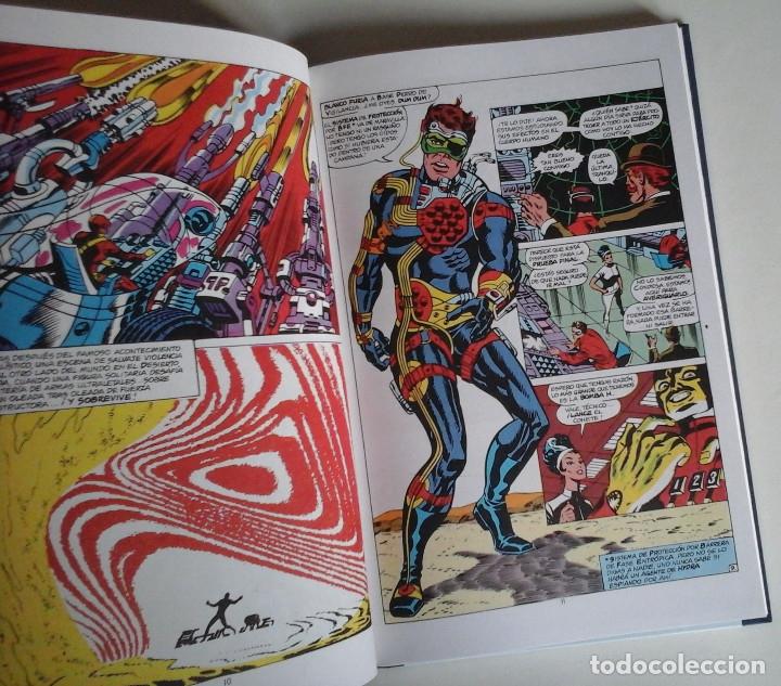 Cómics: Nick Furia Scorpio, de Jim Steranko. Una obra maestro del comic. Nuevo - Foto 2 - 174244084