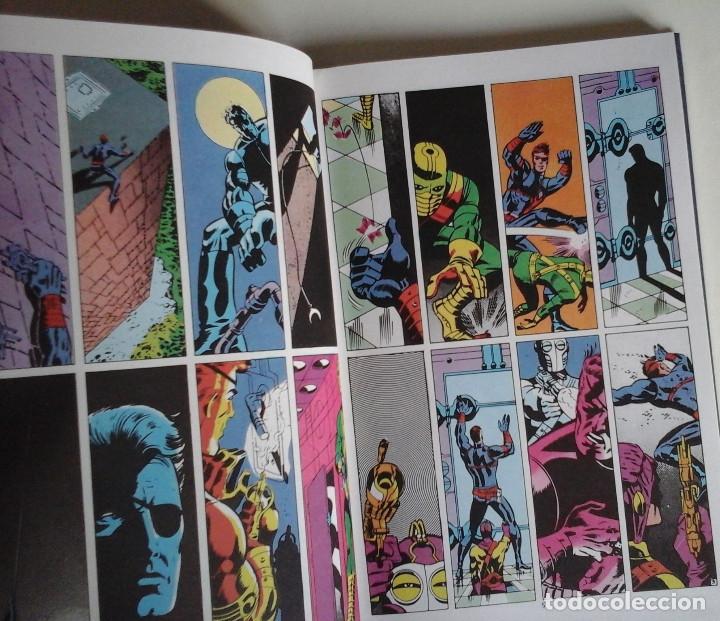 Cómics: Nick Furia Scorpio, de Jim Steranko. Una obra maestro del comic. Nuevo - Foto 3 - 174244084