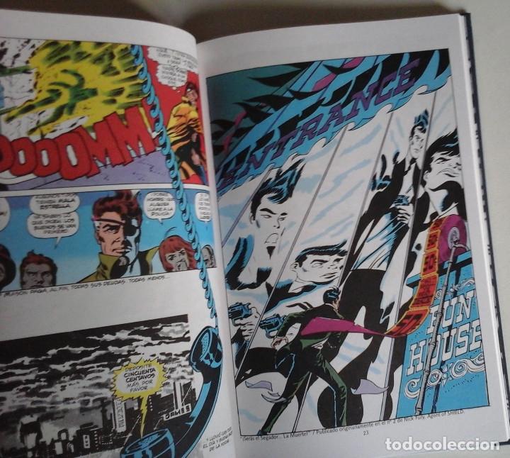 Cómics: Nick Furia Scorpio, de Jim Steranko. Una obra maestro del comic. Nuevo - Foto 4 - 174244084
