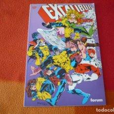 Cómics: EXCALIBUR VS X MEN ( LOBDELL ) ¡MUY BUEN ESTADO! MARVEL FORUM PRESTIGIO 55. Lote 174322487