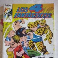 Cómics: FORUM - 4 FANTASTICOS VOL.1 RETAPADO CON LOS NUM.71 AL 75 .MUY BUEN ESTADO. Lote 174381092