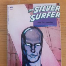 Cómics: THE SILVER SURFER. STAN LEE. MOEBIUS. FORUM. Lote 174408514