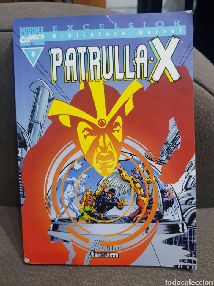 PATRULLA X N° 8 DE MARVEL COMICS FORUM (Tebeos y Comics - Forum - Patrulla X)
