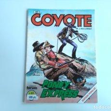 Cómics: EL COYOTE, Nº11¡VICTORIA! DE J. MALLORQUÍ. Lote 174446742