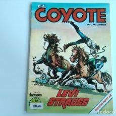 Cómics: EL COYOTE, Nº12 ¡VICTORIA! DE J. MALLORQUÍ. Lote 174446939