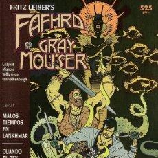 Cómics: FAFHRD AND THE GRAY MOUSER - TOMO 4 - ED FORUM PRESTIGIO NRO 33 PUBLICADO EN 1991. Lote 174461463