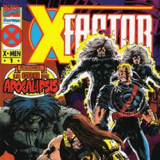 Cómics: X-FACTOR (LA ERA DE APOCALIPSIS) MINISERIE DE 4 NÚMEROS MARVEL-FORUM 1995-1996. Lote 174511690