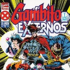 Cómics: GAMBITO Y LOS EXTERNOS (LA ERA DE APOCALIPSIS) SERIE DE 4 NÚMEROS MARVEL-FORUM 1995-1996. Lote 174513813
