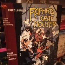 Cómics: FAFHRD Y EL RATONERO GRIS 1-COLECCION PRESTIGIO FORUM. Lote 174529892