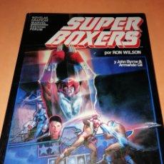Cómics: SUPER BOXERS NOVELAS GRAFICAS MARVEL. FORUM 5. TAPA DURA.. Lote 174586093