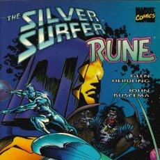 Cómics: RELATOS SILVER SURFER / RUNE - FORUM / COL. PRESTIGIO (VOL. 3) NÚMERO 6. Lote 174689868