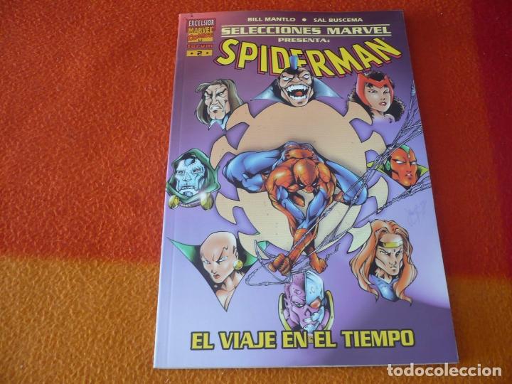 SPIDERMAN EL VIAJE EN EL TIEMPO ( MANTLO BUSCEMA ) ¡MUY BUEN ESTADO! MARVEL FORUM EXCELSIOR (Tebeos y Comics - Forum - Spiderman)