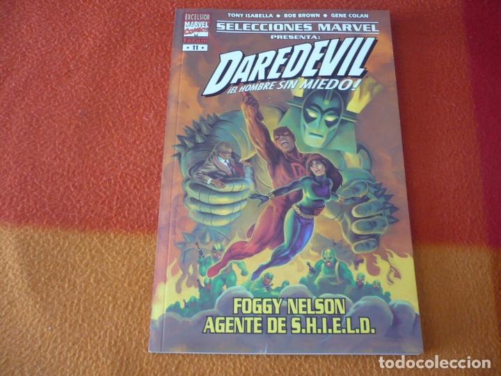 DAREDEVIL FOGGY NELSON AGENTE DE SHIELD ¡BUEN ESTADO! SELECCIONES MARVEL 11 FORUM (Tebeos y Comics - Forum - Daredevil)