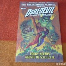 Cómics: DAREDEVIL FOGGY NELSON AGENTE DE SHIELD ¡BUEN ESTADO! SELECCIONES MARVEL 11 FORUM . Lote 174955868
