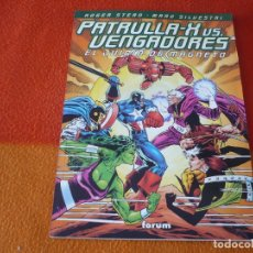 Cómics: PATRULLA X VS VENGADORES EL JUICIO DE MAGNETO ( STERN SILVESTRI ) ¡MUY BUEN ESTADO! MARVEL FORUM . Lote 174955954