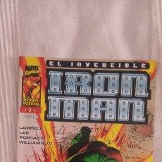 Comics: HEROES REBORN - IRON MAN VOL 4 Nº2 . Lote 175019622