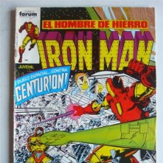 Comics: IRON MAN VOL. 1 Nº 3 (FORUM). Lote 175040610