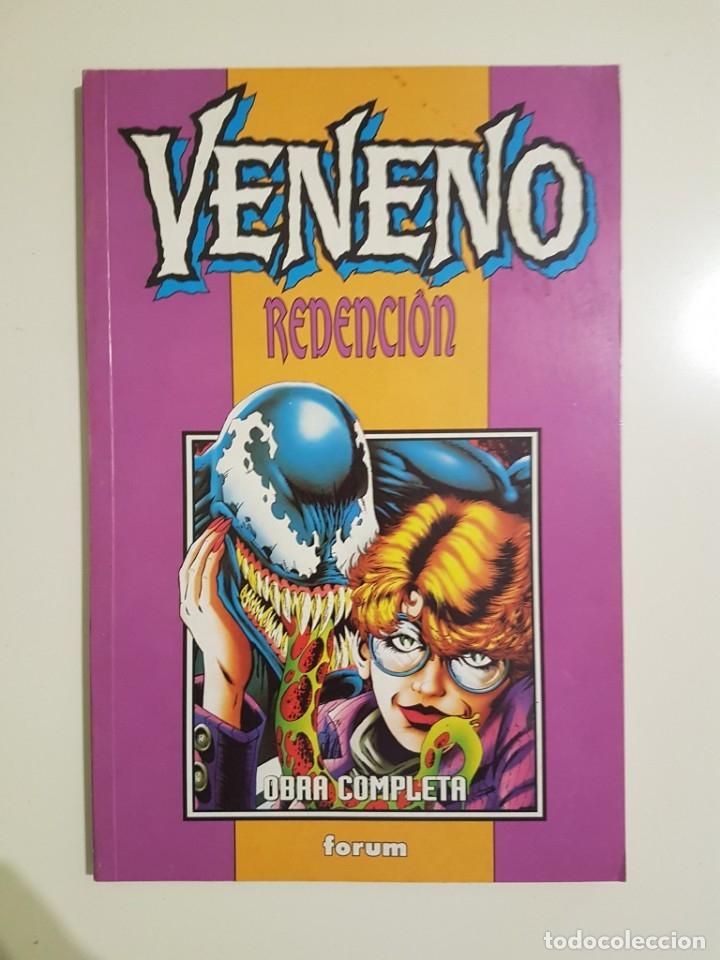 VENENO REDENCIÓN - RETAPADO OBRA COMPLETA - FORUM (Tebeos y Comics - Forum - Retapados)