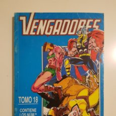 Cómics: VENGADORES - RETAPADO TOMO 18 - NUMEROS 127 / 128 / 129 / 130 / 131 / 132 - FORUM. Lote 175054098