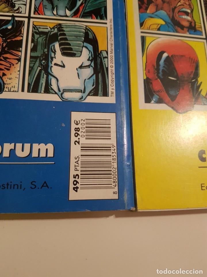 Cómics: CLASSIC X-MEN - RETAPADO TOMOS 1 Y 2 - COMPLETO - FORUM - Foto 7 - 175055500