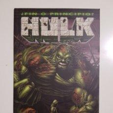 Cómics: HULK - FIN O PRINCIPIO - FORUM. Lote 175063594