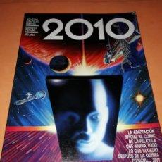 Cómics: 2010. NOVELAS GRAFICAS MARVEL . FORUM. 1985. CONCLUSION ODISEA 2001. Lote 175106443