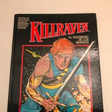 Cómics: NOVELAS GRAFICAS MARVEL Nº 6. KILLRAVEN. FORUM 1985. Lote 175111428