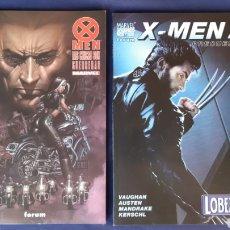 Cómics: X-MEN 2 PRECUELAS Y X-MEN LAS CHICAS SON GUERRERAS - FORUM. Lote 175137213