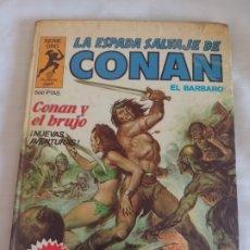 Cómics: SUPER CONAN 2: CONAN Y EL BRUJO. Lote 175147720