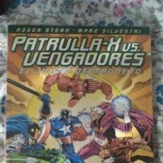 Cómics: VENGADORES VS X MEN. Lote 175154282