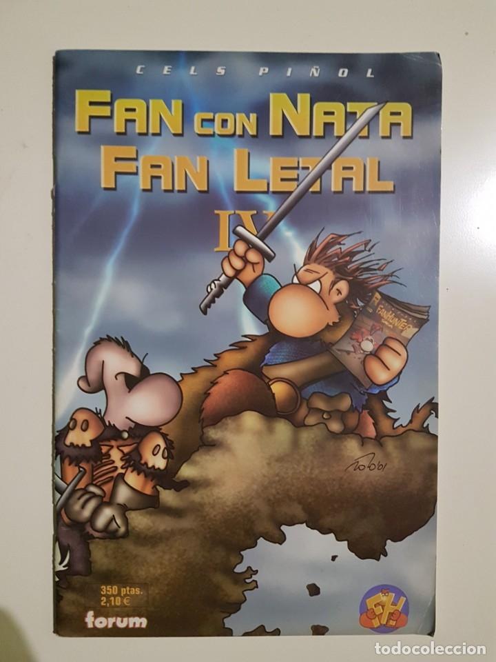 FAN CON NATA FAN LETAL IV 4 - FANHUNTER - CELS PIÑOL - FORUM (Tebeos y Comics - Forum - Otros Forum)