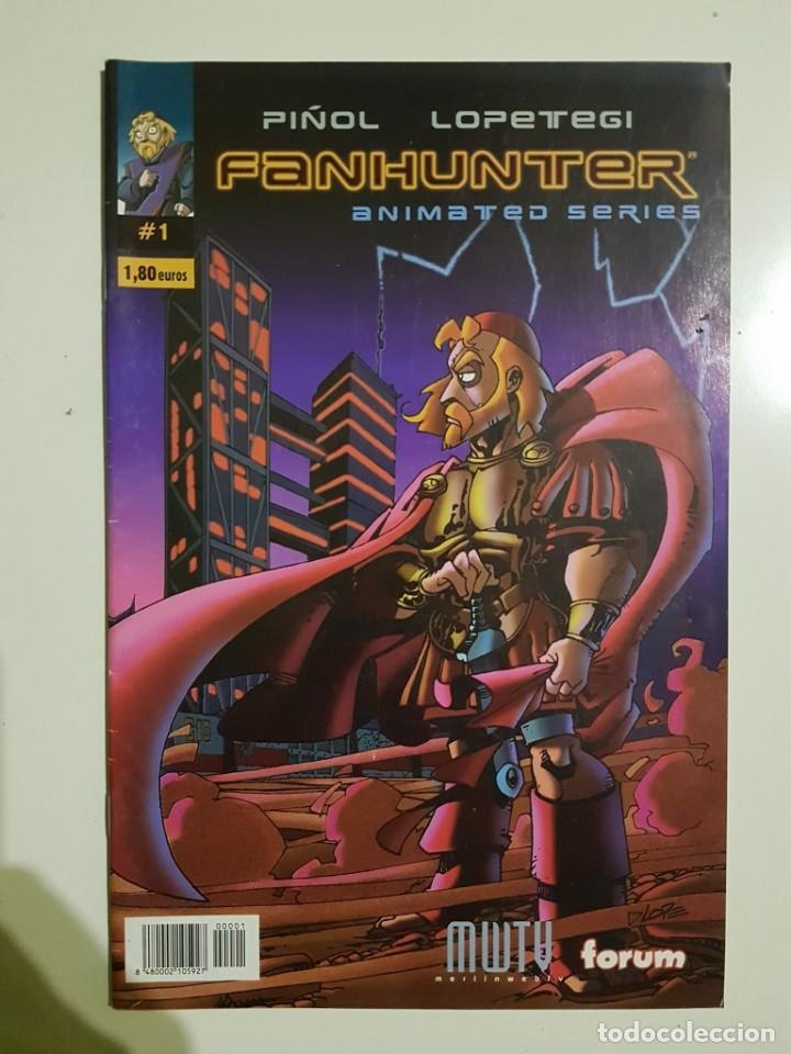 FANHUNTER ANIMATED SERIES 1 2 3 4 5 6 7 8 9 10 11 12 - CELS PIÑOL - COMPLETA - FORUM (Tebeos y Comics - Forum - Otros Forum)
