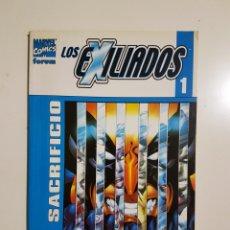 Cómics: EXILIADOS TOMOS 1 / 2 / 3 - FORUM. Lote 175272799