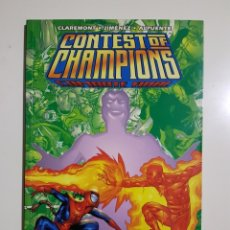 Cómics: CONTEST OF CHAMPIONS - COMBATE FINAL - FORUM. Lote 175277389