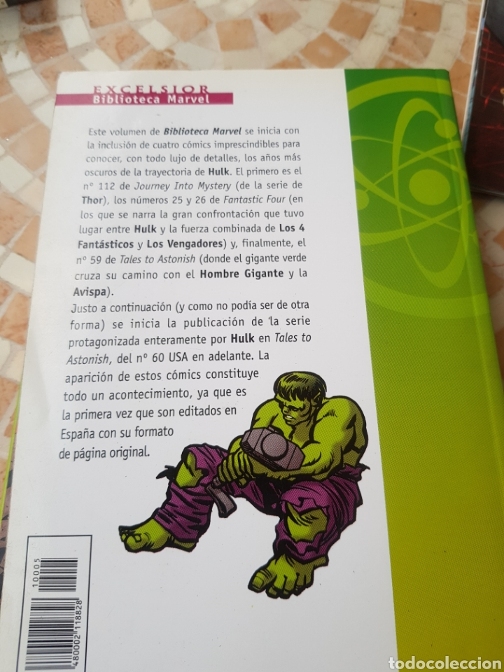 Cómics: HULK N° 5 DE MARVEL COMICS - Foto 2 - 175290508