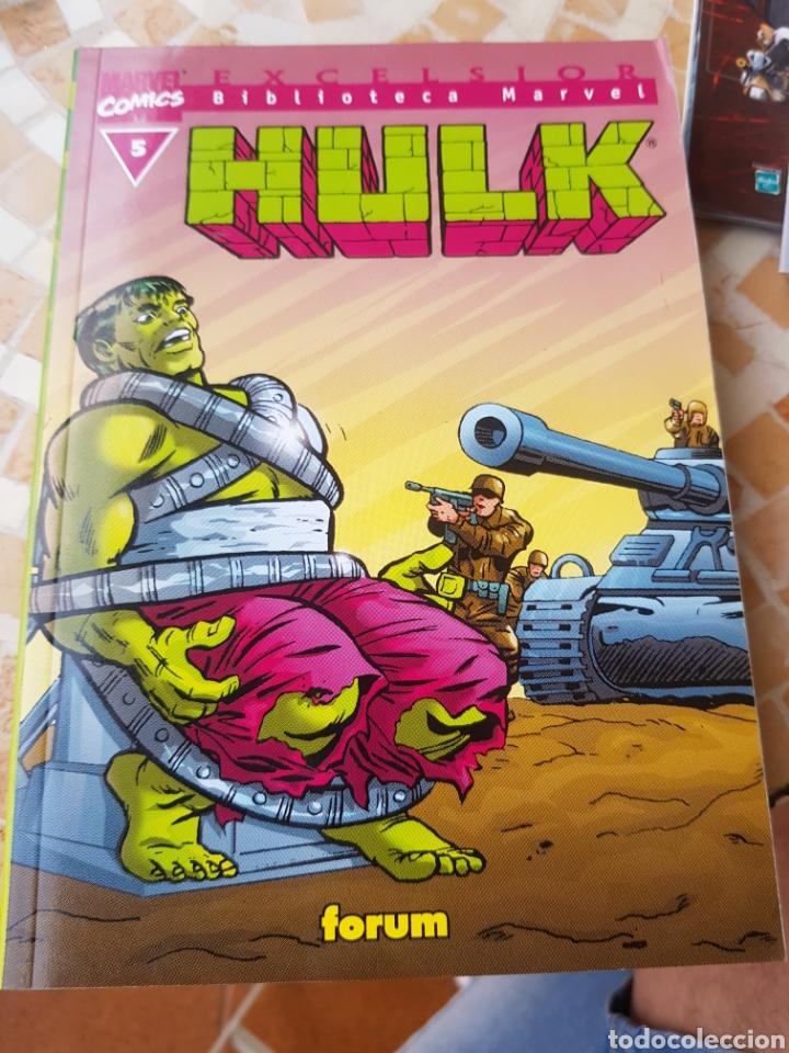 HULK N° 5 DE MARVEL COMICS (Tebeos y Comics - Forum - Hulk)