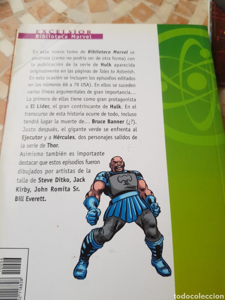 Cómics: HULK N° 6 DE MARVEL COMICS - Foto 2 - 175290624