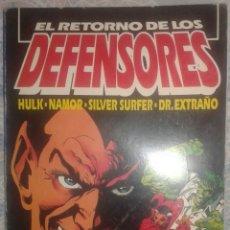 Cómics: EL RETORNO DE LOS DEFENSORES: FORUM. Lote 41572707