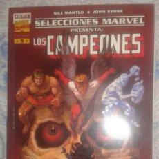Cómics: SELECCIONES MARVEL: CAMPEONES: FORUM. Lote 60967007