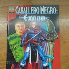 Cómics: CABALLERO NEGRO: ÉXODO (RAAB, CHEUNG). Lote 175323704